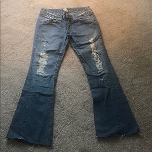 Like new and new True Religion Size29,30,29,30